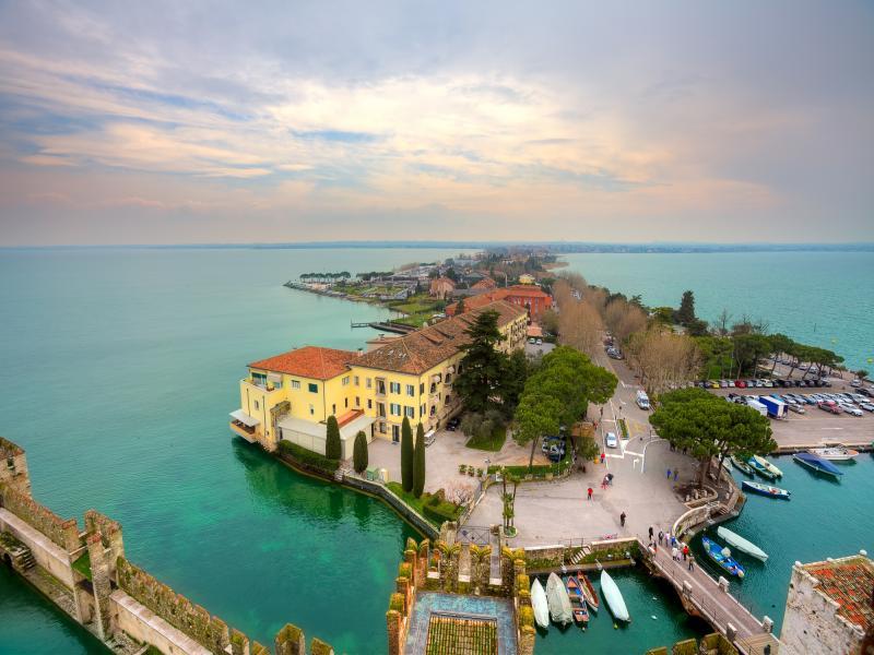 Екскурзия със самолет до Италианските езера и Тоскана 03.08.2018