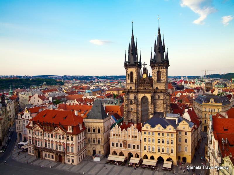 Екскурзия до Братислава, Прага, Дрезден, Амстердам и Лондон  02.08.2018