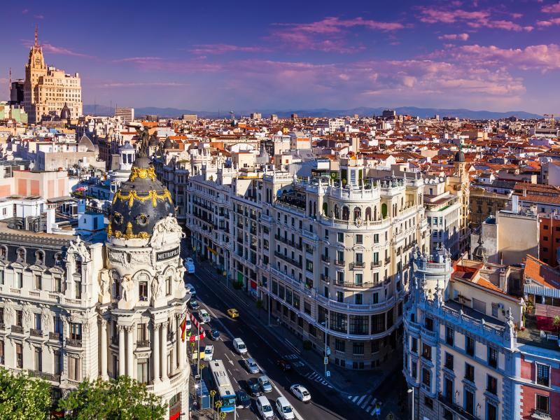 Екскурзия Португалия и Испания обиколна 19.09.2018