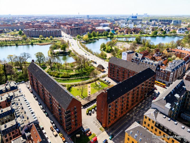 Екскурзия до Колмар, Амстердам, Антверпен, Копенхаген, Малмьо  21.07.2018
