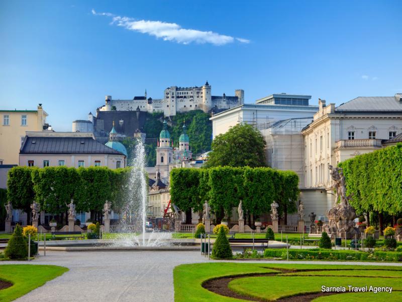 Екскурзия до Париж и Лондон със Залцбург, Страсбург, Любляна  02.07.2018
