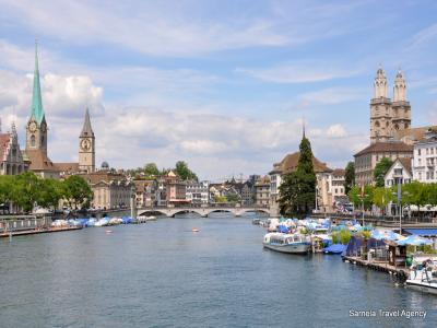 Екскурзия със самолет до Швейцария и Италианските езера 11.08.2018