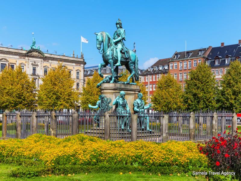 Екскурзия до Копенхаген, Берлин, Потсдам, Варшава  30.08.2018