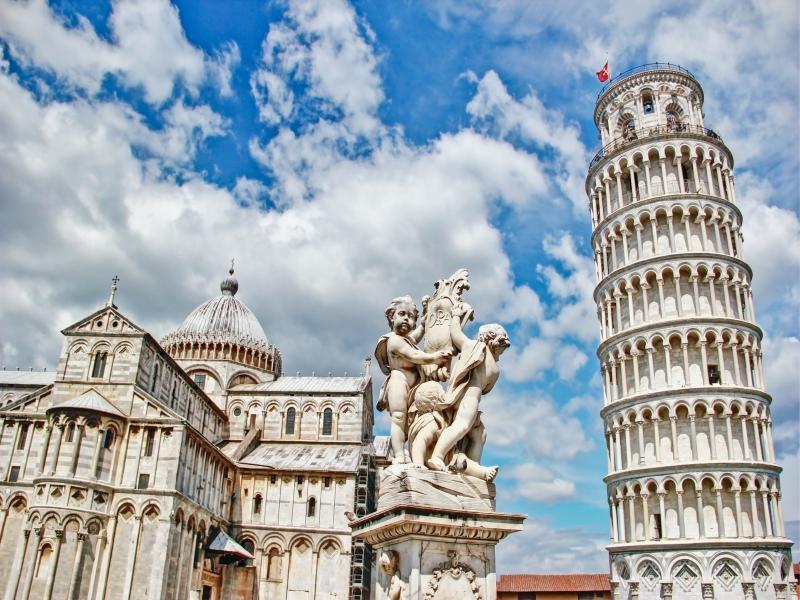 Екскурзия Рим, Венеция, Тоскана, Неапол, Капри и Сан Марино 17.09.2018