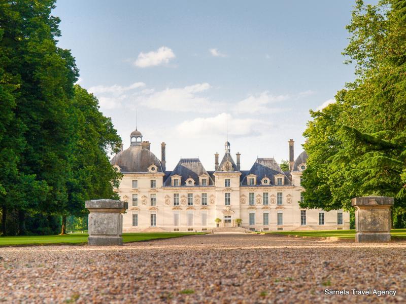 Екскурзия до Париж, замъците по Лоара, Дижон, Лион и Милано 07.09.2018