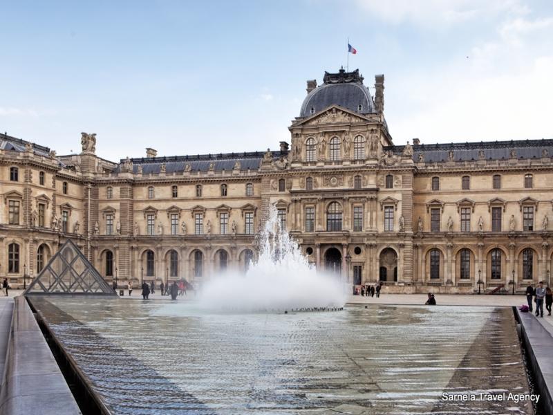Екскурзия Париж, двореца Версай и Дисниленд 07.09.2018