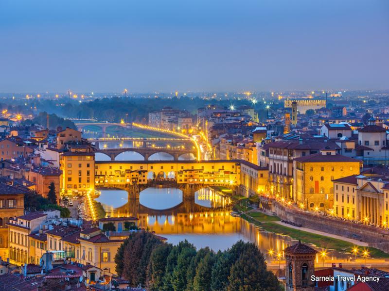 Екскурзия до Верона, Пиза, Флоренция и Венеция за Великден  06.04.2018