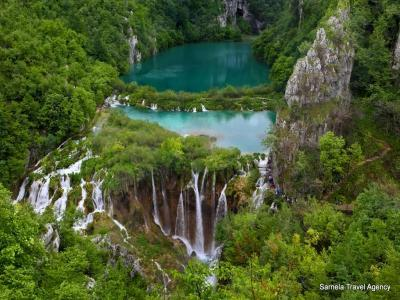 Екскурзия до Плитвички езера, Задар, Сплит, Дубровник, Будва и Котор 29.09.2018