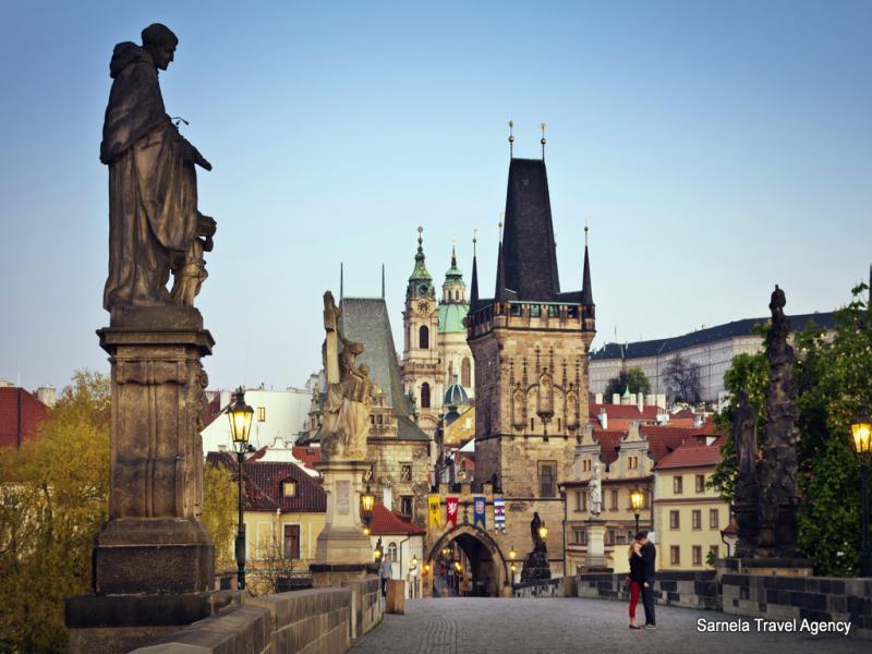 Екскурзия до Прага, Пилзен, Чески Крумлов и замъка Хлубока 03.08.2018
