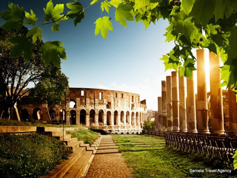 Екскурзия до Рим, Неапол, Соренто, Капри и Помпей 4нощувки 21.09.2018