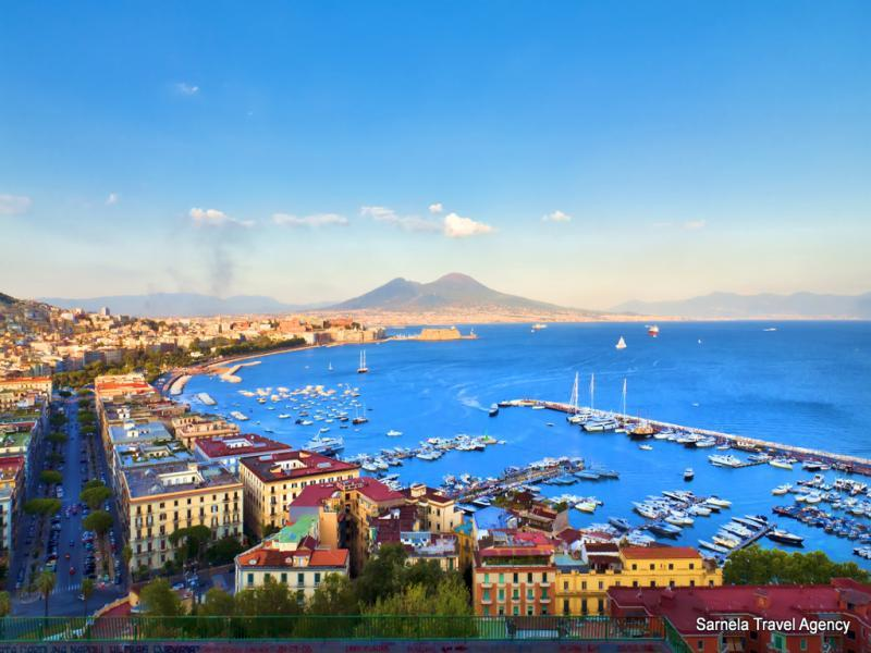 Екскурзия до Рим, Неапол, Сиена, Капри и Помпей 19.09.2018 самолет 6нощ