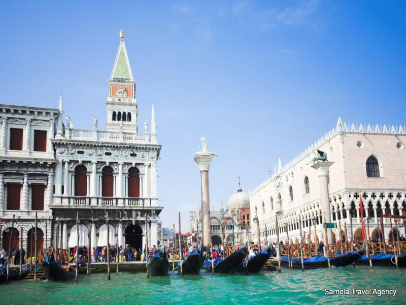 Екскурзия до Любляна, Верона, Пиза, Флоренция и Венеция  31.10.2018