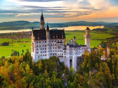 Екскурзия до Залцбург, Баварските замъци и езерото Блед 14.08.2018
