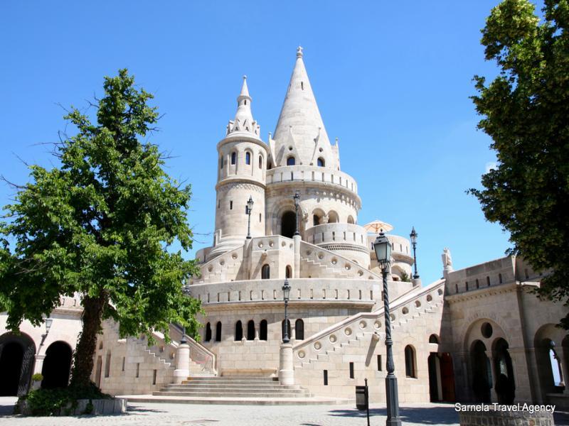 Екскурзия до Будапеща, Виена, Залцбург и Блед 22.08.2018