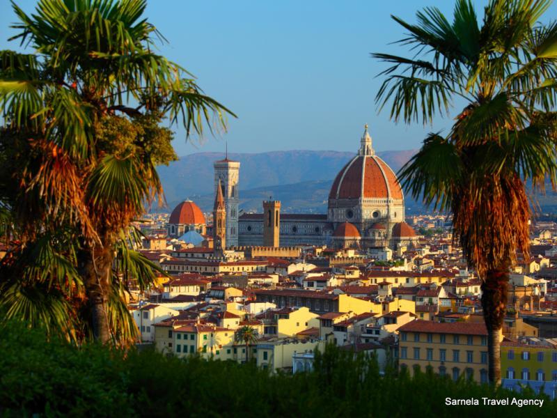Екскурзия със самолет до Северна Италия и Френска ривиера през април 30.04.2018