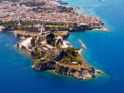 Почивка на Остров Корфу