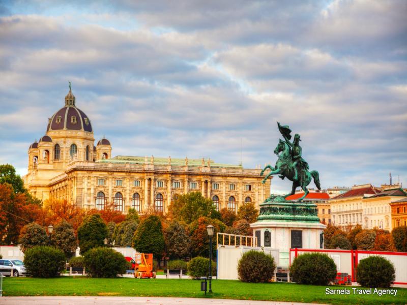 Предколедна екскурзия до Виена 14.12.2018
