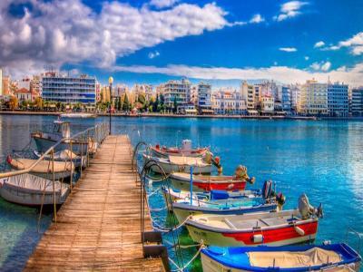 Нова Година на остров Евия,Гърция
