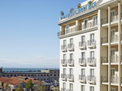 Нова година в Солун, Mediterranean Palace Hotel 5*