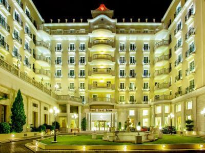 Нова година в Солун, Grand Hotel Palace 5*
