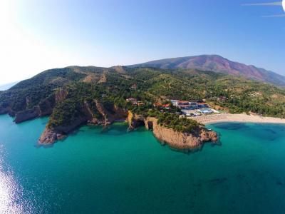 Коледа и Нова година на остров Тасос, Blue Dream Palace 4*