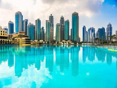 Нова година 2019 в Дубай