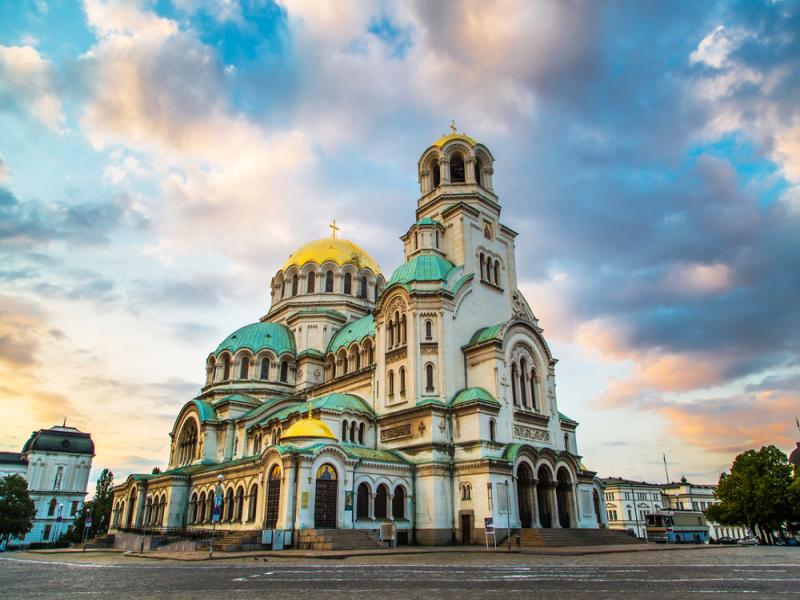Top attractions in Bulgaria and Turkey - Sofia, Plovdiv, Istanbul