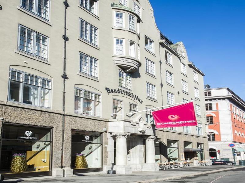 Hotell Bondeheimen или подобен