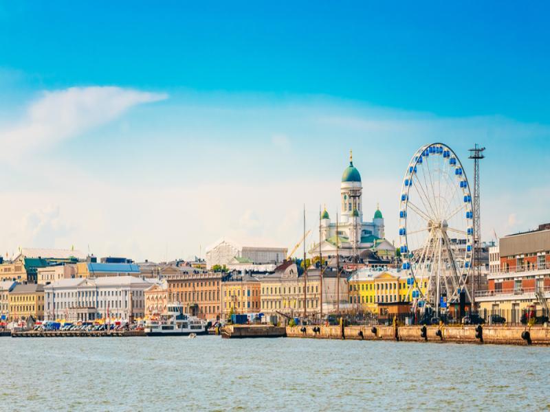 Екскурзия до Хелзинки, Копенхаген, Стокхолм и Фиордите 18.07.2019