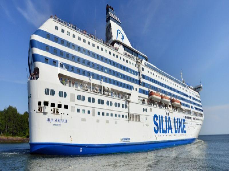 TALLINK SILJA LINE кораб