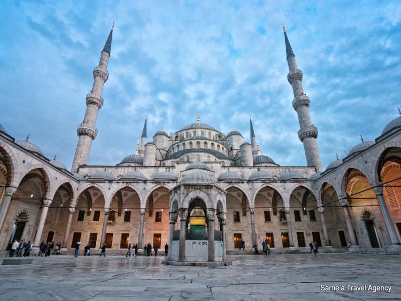 Уикенд екскурзия до Истанбул 19.04., 21.06., 21.09. и 21.12.2019