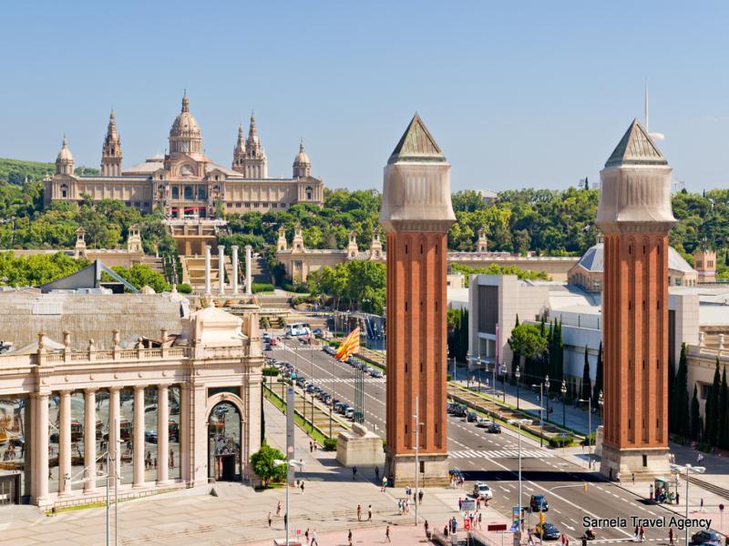 Екскурзия до Барселона със самолет 28.03.2019