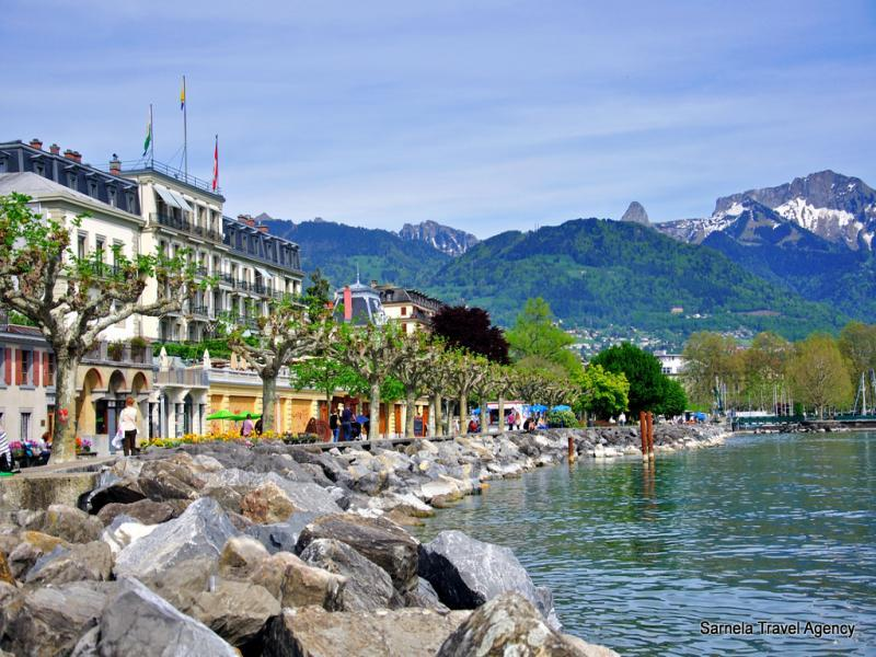 Екскурзия със самолет до Швейцария и Италианските езера 06.08.2019