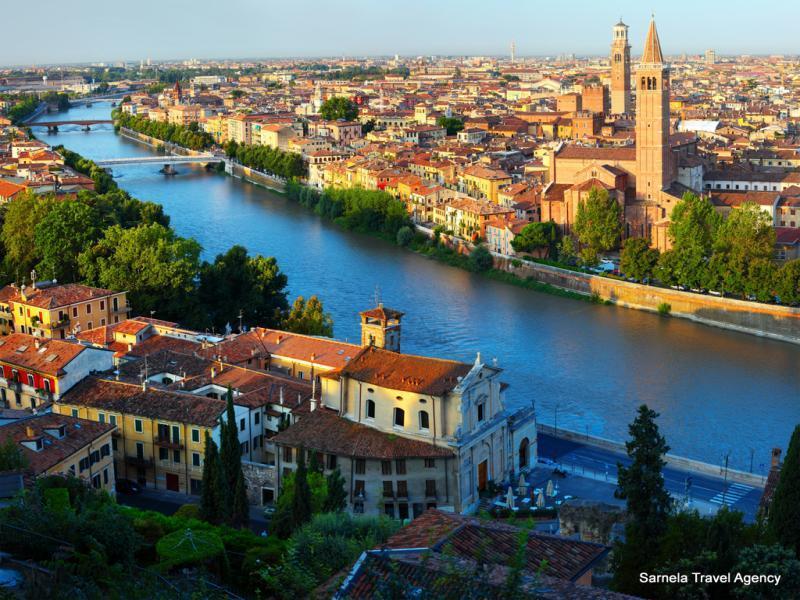 Екскурзия до Северна Италия и Френска ривиера с автобус и самолет