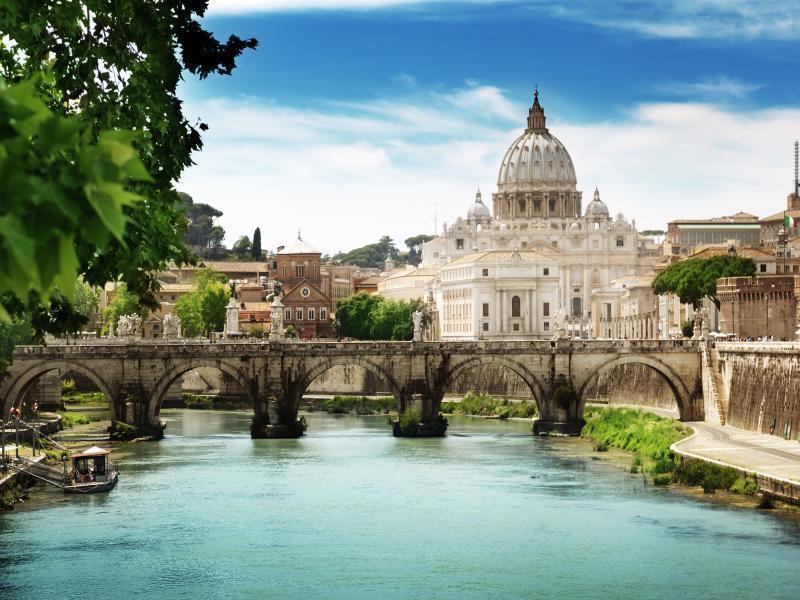 Екскурзия до Рим и Ватикана 3 нощувки 07.03.2019