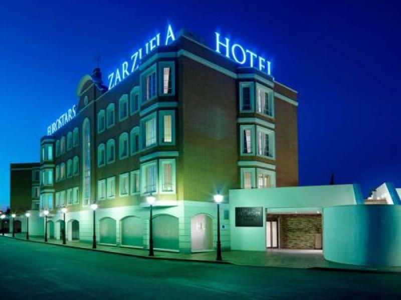 Hotel Eurostars Zarzuela Park или подобен