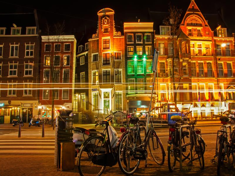 Екскурзия до Антверпен, Амстердам, Брюж, Брюксел и Париж 25.04.2019