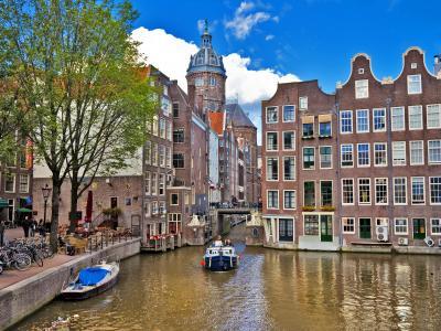 Екскурзия до Антверпен, Кукенхоф, Амстердам, Брюж и Брюксел 03.05.2019