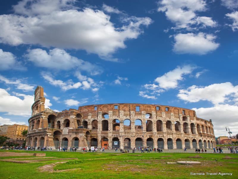 Екскурзия до Рим, Ватикана, Капри, Помпей и Неапол 22.04.2019