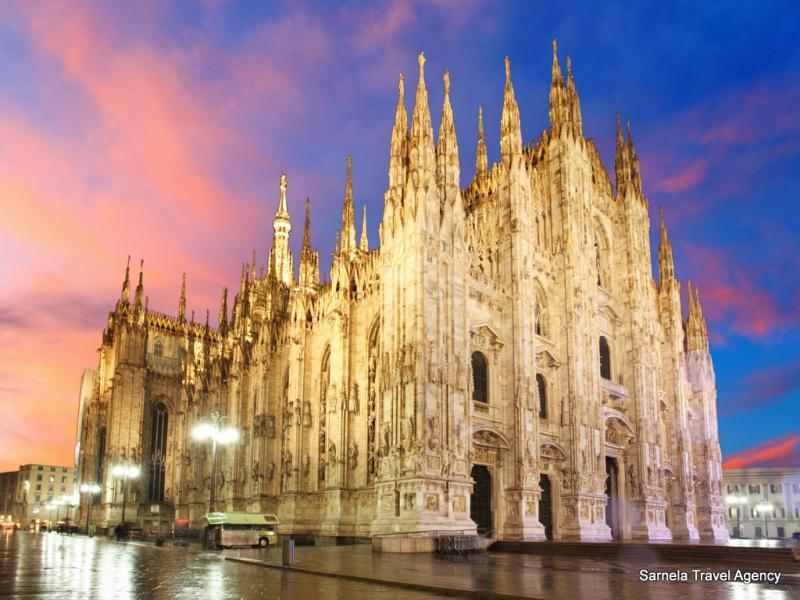 Почивка и екскурзия до Барселона, Милано и Френска ривиера 5 нощувки 09.06.2019