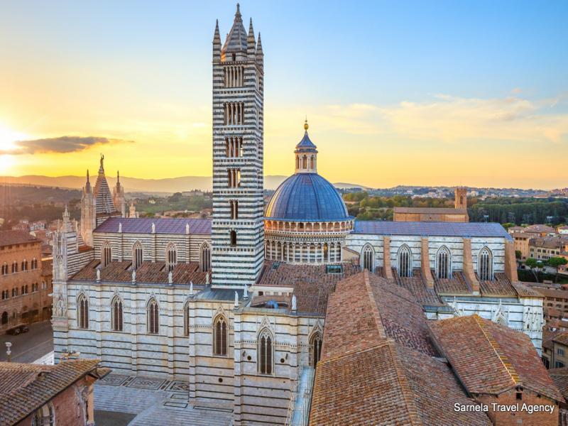 Екскурзия Тоскана, Рим, Неапол, Капри и Помпей 23.09.2019