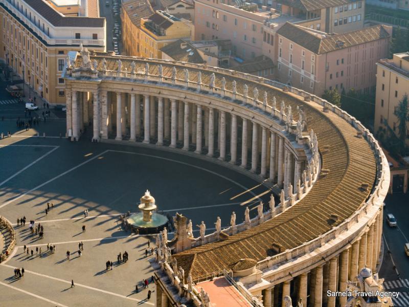 Екскурзия Тоскана, Рим и Ватикана 23.09.2019