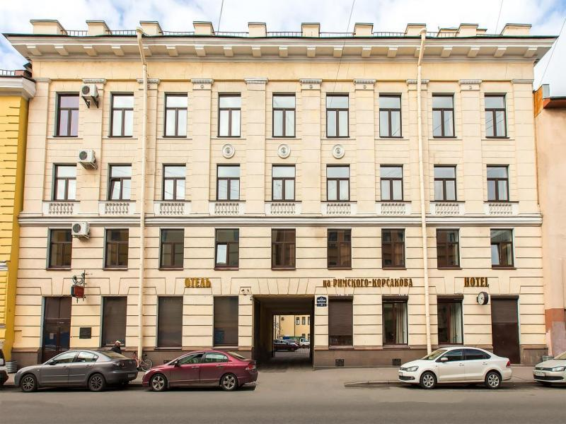 Hotel on Rimskogo-Korsakova или подобен