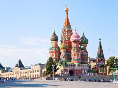 Екскурзия Москва и Санкт Петербург 03.06.2019
