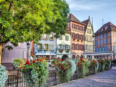 Екскурзия до Париж, Колмар, Страсбург и Замъците по Лоара  03.09.2019