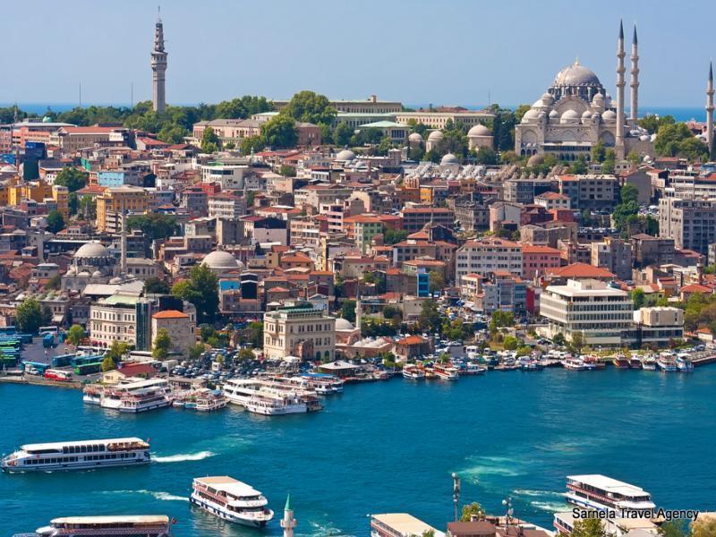 Уикенд екскурзия до Истанбул  - 21.09.2019