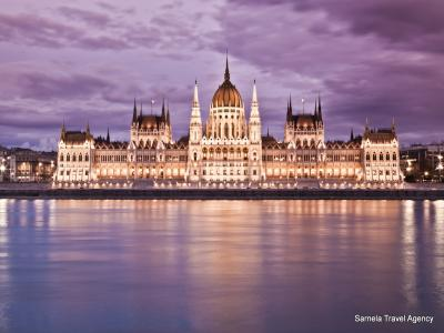 Уикенд екскурзия до Будапеща и Виена  -  04.10.2019
