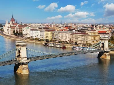 Уикенд екскурзия до Будапеща и Виена  01.11.2019
