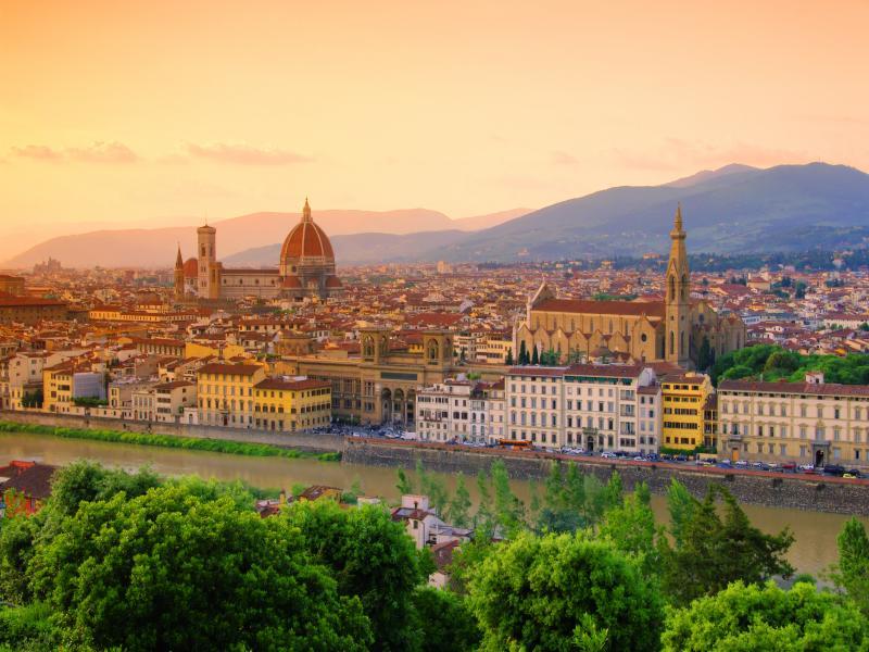 Екскурзия до Верона, Пиза, Флоренция и Венеция  30.05.2019