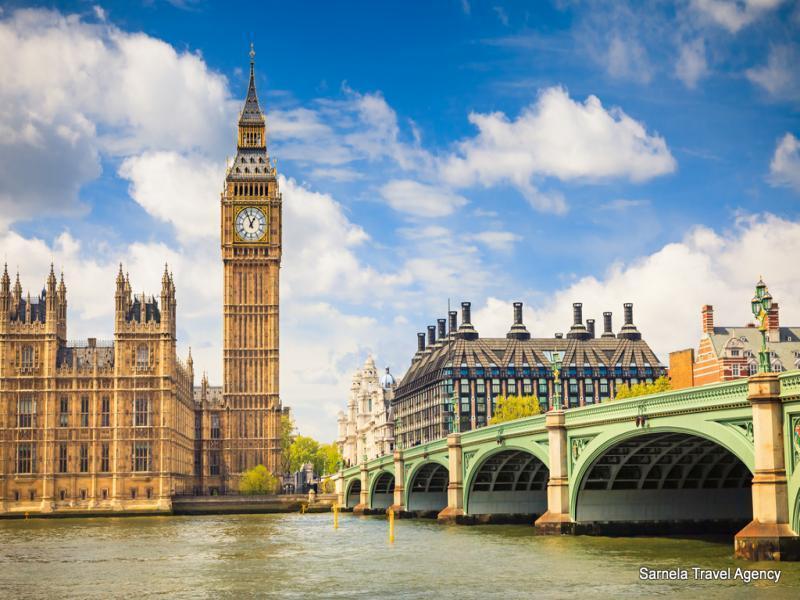 Екскурзия до Лондон, Уиндзор, Оксфорд и Гринуич 15.08.2019